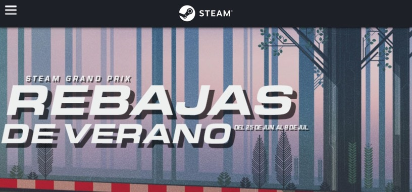 Valve da comienzo a las rebajas de verano de Steam
