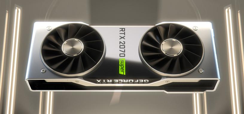Nvidia presenta las GeForce RTX 2060 Super, 2070 Super y 2080 Super: características y rendimiento
