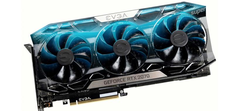 EVGA anuncia sus modelos personalizados de RTX 2060 Super y RTX 2070 Super