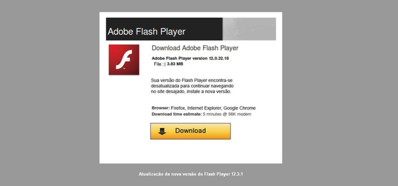 Otra vulnerabilidad crítica encontrada en Flash hace que Adobe distribuya un parche de emergencia