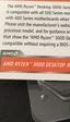 Qué hacer si tu placa base nueva para un Ryzen 3000 no tiene esta etiqueta