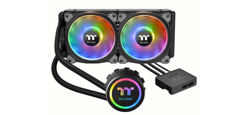 Thermaltake presenta las refrigeraciones líquidas Floe DX RGB TT Premium