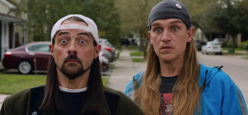 Jay y Bob el Silencioso se preparan para otro viaje a Hollywood en 'Jay and Silent Bob Reboot'