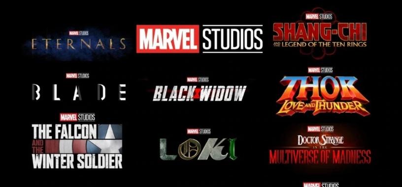 Marvel Studios da a conocer los estrenos de películas y series de la fase 4 del UCM