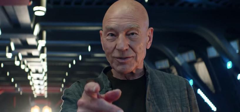 El nuevo tráiler de 'Star Trek: Picard' es una reunión de viejos conocidos
