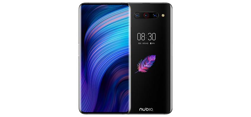 Nubia presenta el Z20, móvil con dos pantallas AMOLED y un Snapdragon 855+
