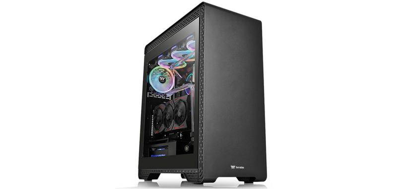 Thermaltake presenta la caja S500