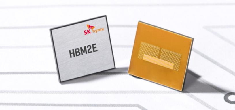 SK Hynix anuncia la memoria HBM2E de hasta 3.6 Gb/s