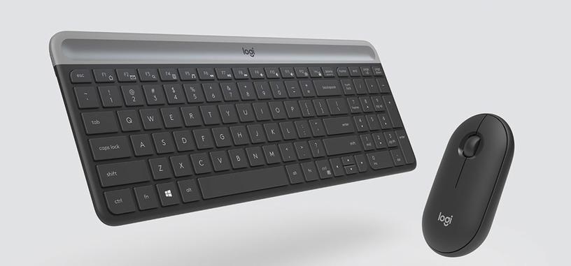 Logitech anuncia el combo inalámbrico ultrafino MK470 de teclado y ratón