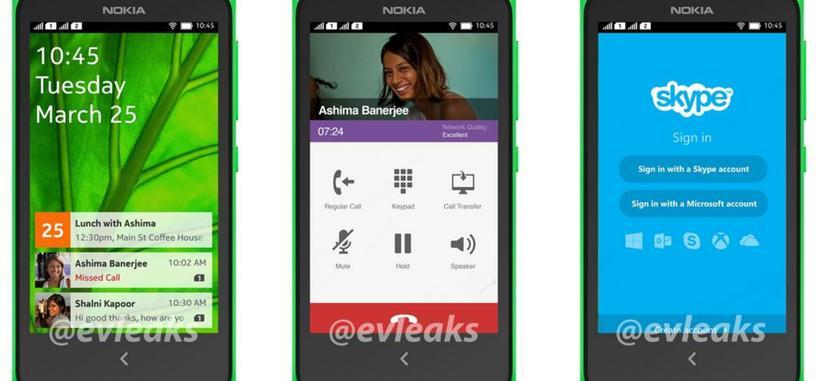 Nokia podría presentar su teléfono con Android a finales de mes