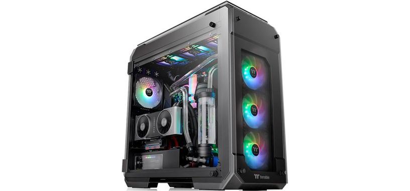 Thermaltake presenta la caja View 71 TG edición con ARGB