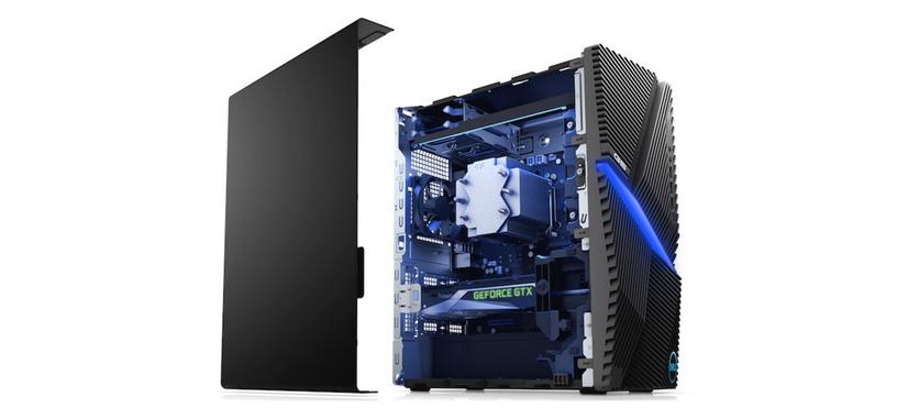 Dell presenta el sobremesa G5, equipo pequeño con hasta un i9-9900K y una RTX 2080