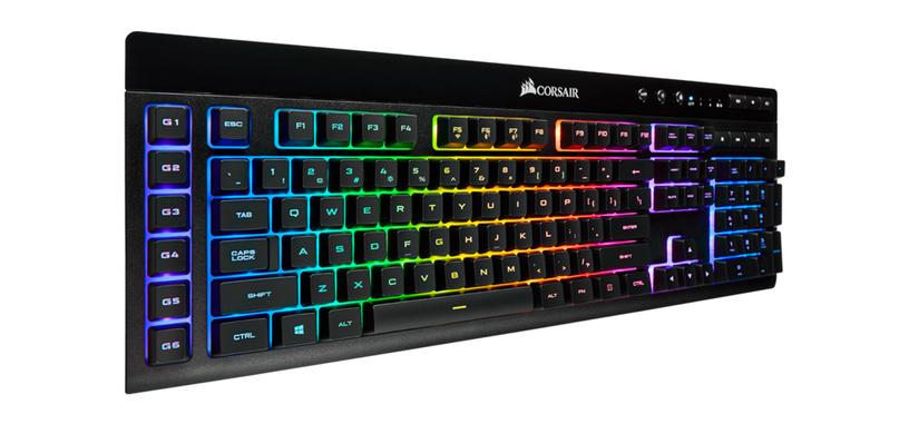 Corsair anuncia el teclado K57 RGB Wireless