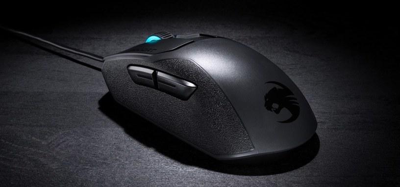 Roccat presenta la serie Kain de ratones con interruptores mejorados Titan Click