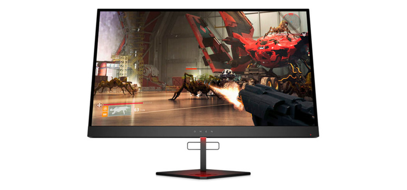 HP presenta el monitor Omen X 27, panel TN y resolución QHD de 240 Hz