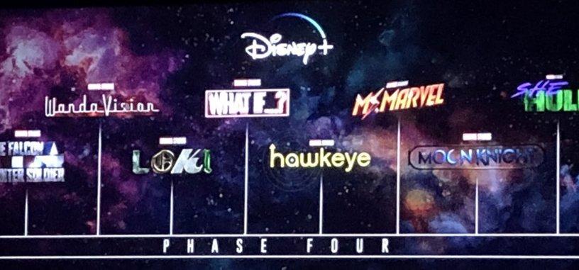 Ms. Marvel, Hulka y el Caballero Luna tendrán series propias en Disney+