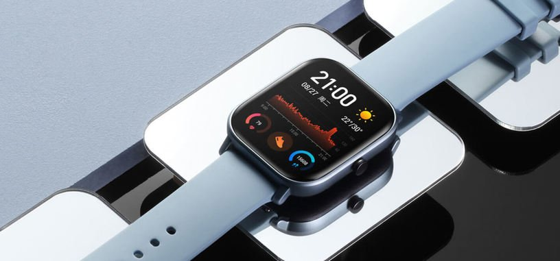 Xiaomi clona el reloj de Apple con su nuevo Amazfit GTS