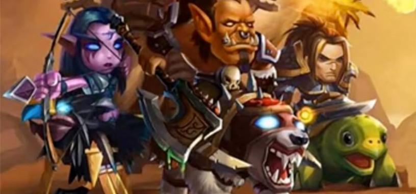 Blizzard demanda a un desarrollador chino por plagiar a 'Warcraft'