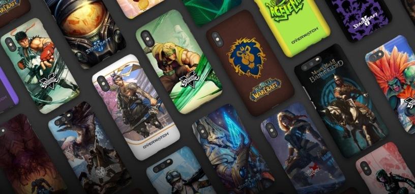 Razer anuncia Customs, un sistema de personalización de fundas para móviles