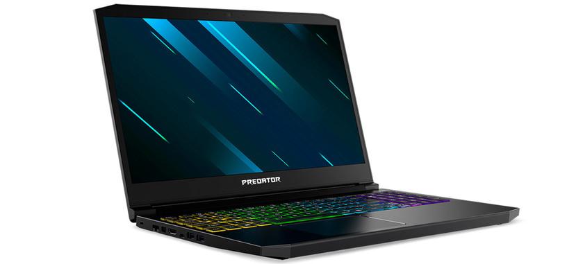 Acer presenta el Predator Triton 300, el último añadido a la gama con un i7 y GTX 1650