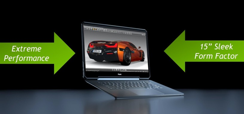 Llega la Quadro RTX 6000 de movilidad y el diseño de referencia ACE para portátiles profesionales