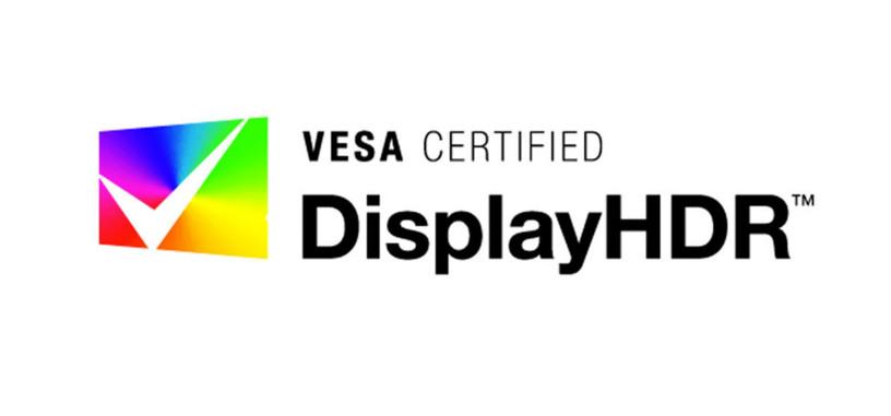 VESA añade el nuevo certificado DisplayHDR 1400 y hace más exigentes los anteriores