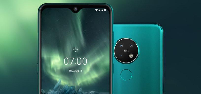 HMD Global presenta los móviles Nokia 6.2 y Nokia 7.2 de gama media