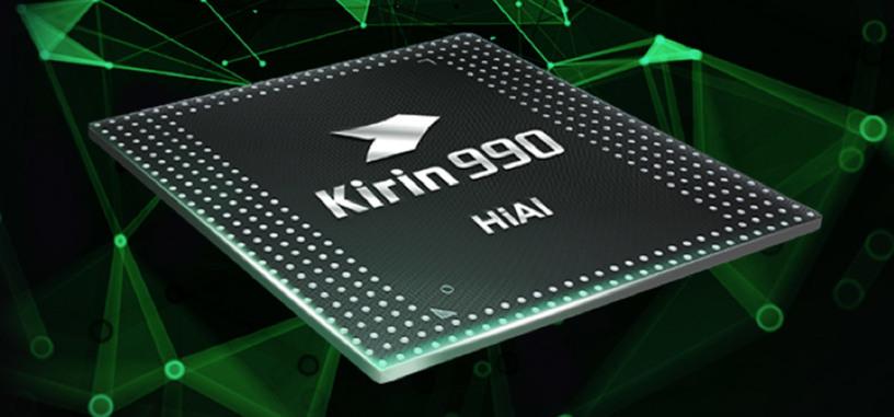Huawei mejora la potencia de sus procesadores con los Kirin 990 y Kirin 990 5G