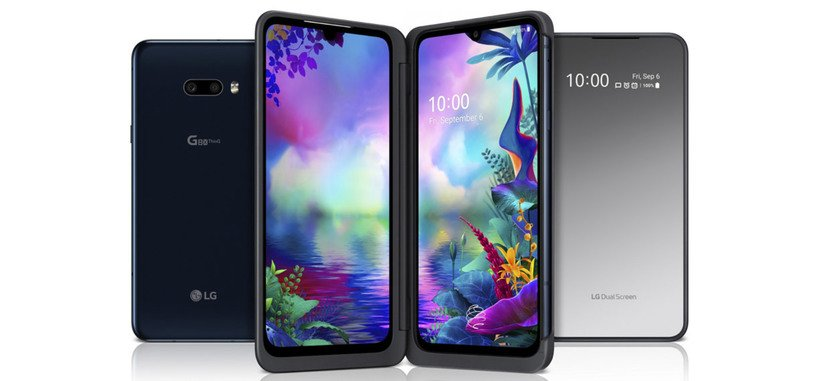 LG anuncia el G8X ThinQ y nueva funda Dual Screen