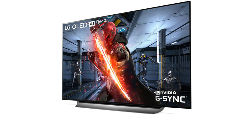 LG añade compatibilidad con G-SYNC a sus televisores OLED series E9, C9 y B9