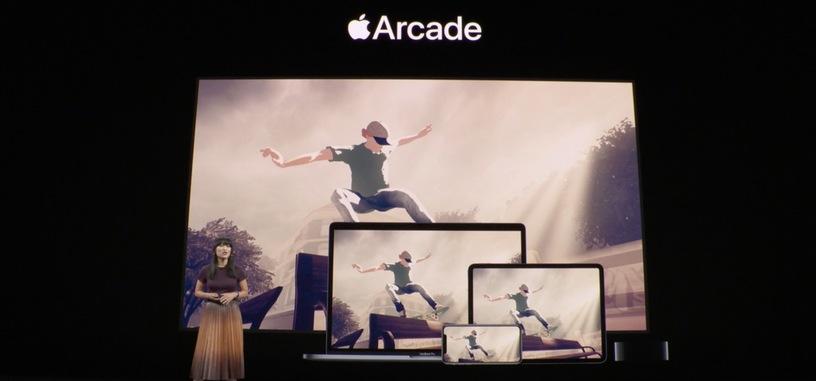 Apple pone precio a Arcade: 4.99 dólares al mes por la suscripción familiar