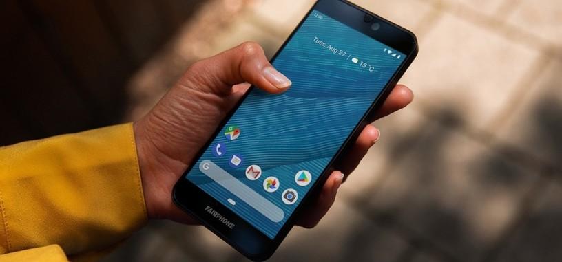 El Fairphone 3 recibe un 10 en reparabilidad por parte de iFixit