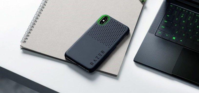 Razer anuncia fundas Arctech con refrigeración para los iPhone y el Phone 2