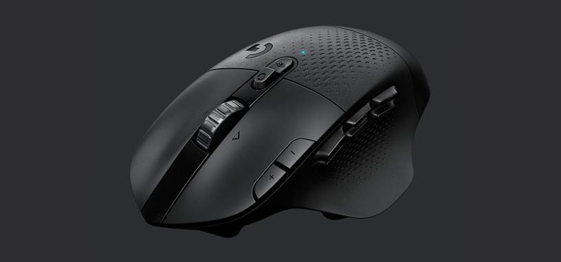 Logitech presenta el ratón G604 Lightspeed, Bluetooth para juegos tipo MOBA