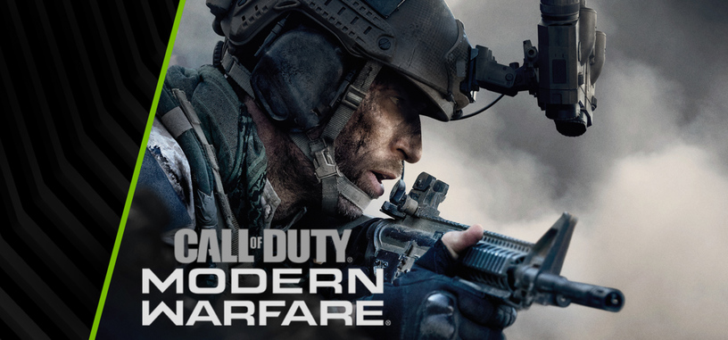 Nvidia ofrece 'Call of Duty: Modern Warfare' por la compra de una GeForce RTX