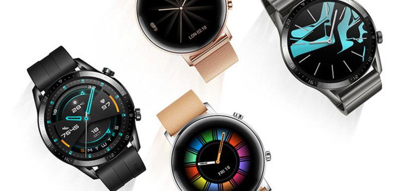 Huawei anuncia el Watch GT 2, hasta 2 semanas de autonomía con LiteOS y procesador Kirin A1