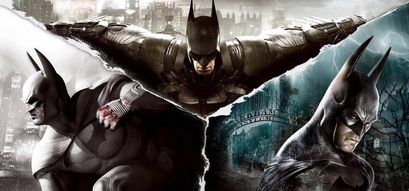 La tienda de Epic Games regala seis juegos de Batman