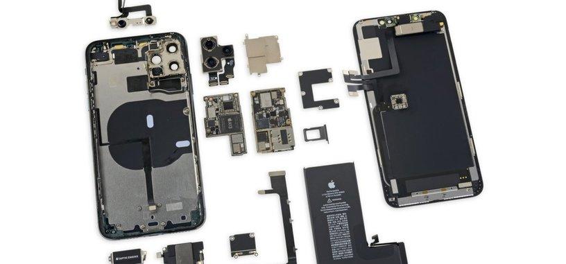 iFixit desmonta el iPhone 11 Pro, confirma una batería mayor y reparabilidad decente