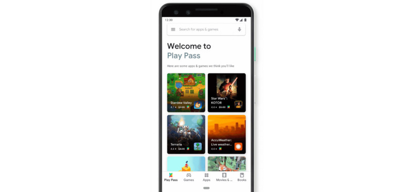 Google activa Play Pass en EE. UU., una suscripción a más de 350 juegos de Android por 4.99 $ al mes