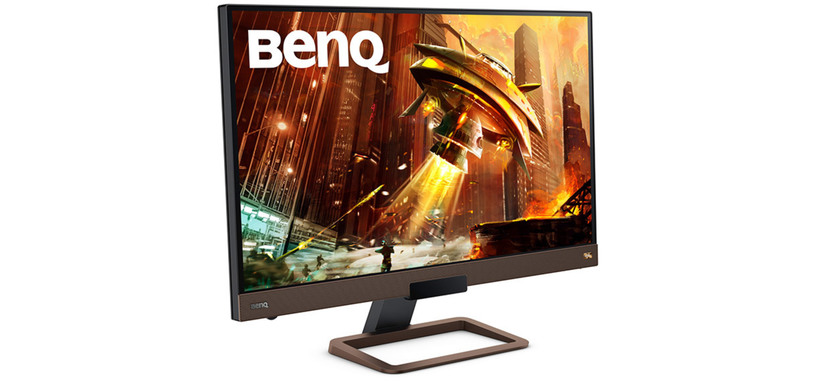 BenQ anuncia el EX2780Q, monitor IPS de 27'' QHD de 144 Hz con FreeSync 2 HDR