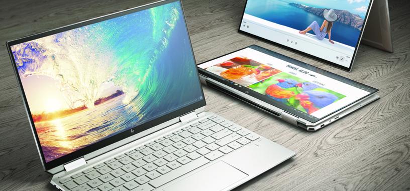HP presenta el Spectre x360 13, convertible con procesador Ice Lake y gran autonomía