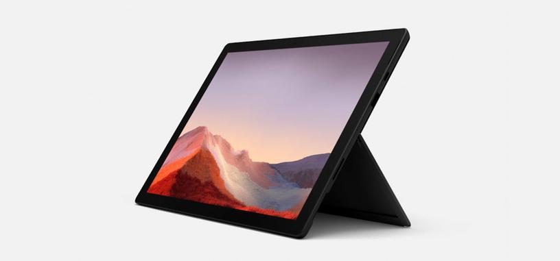Microsoft anuncia la Surface Pro 7, finalmente con puerto USB tipo C