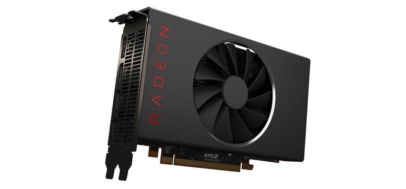 AMD pondría a la venta la Radeon RX 5500 el 12 de diciembre