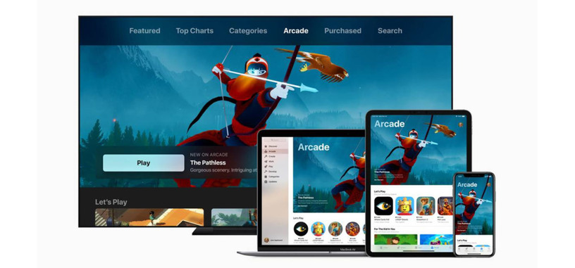 Apple añade una suscripción anual más barata a Arcade