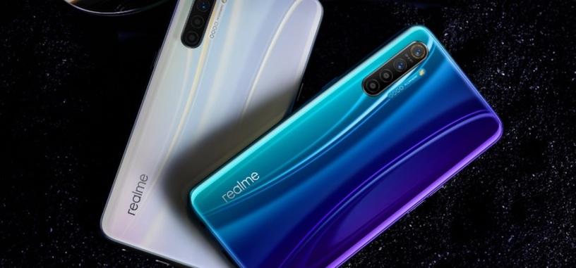 Realme anuncia el X2 para Europa, Snapdragon 730G, cámara de 64 Mpx, por 299 euros