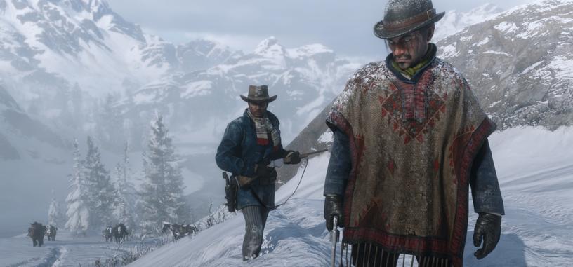 Rockstar publica un tráiler a 4K y 60 FPS de la versión de PC de 'Red Dead Redemption 2'