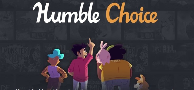 Humble Monthly se transformará en Humble Choice