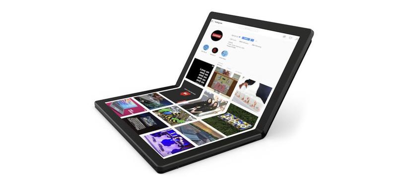 Lenovo lanzará su portátil de pantalla plegable en el segundo trimestre de 2020