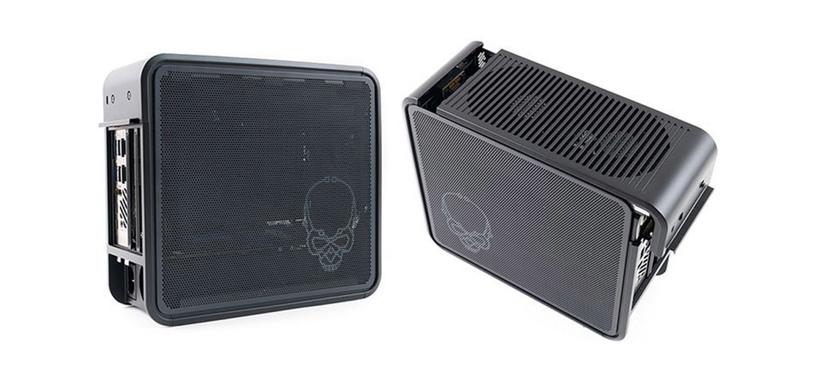 Intel presenta el NUC 9 Extreme Kit, un mini-PC sin límite de potencia gráfica