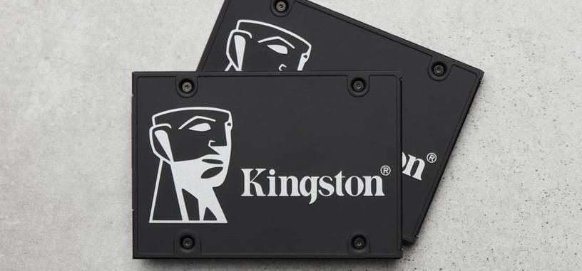 Kingston presenta la serie KC600 de SSD